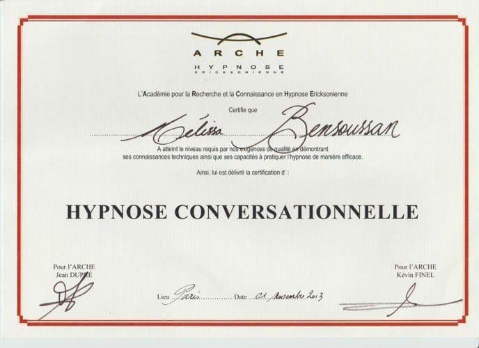 hypnose conversationnelle